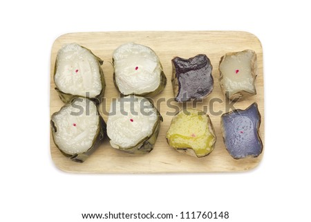 Chinese pudding Sweetmeat