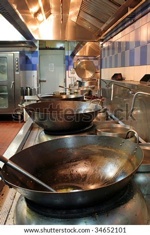 gallery for gt chinese restaurant kitchen design