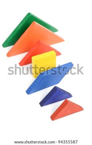 Chinese tangram