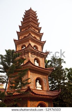 Chinese Temple in Hanoi