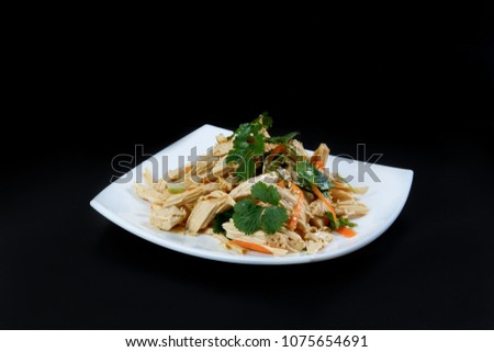 Chinese traditional dish #1075654691