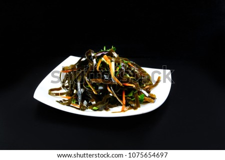 Chinese traditional dish #1075654697