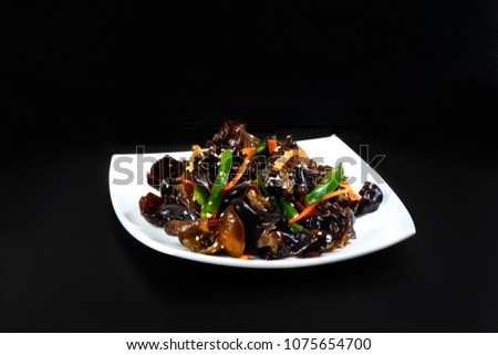 Chinese traditional dish #1075654700