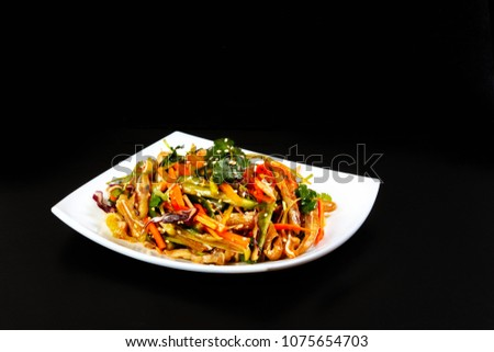 Chinese traditional dish #1075654703