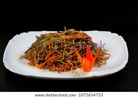 Chinese traditional dish #1075654733