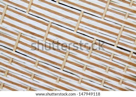 Chinese traditional handicraft weaving works, north china