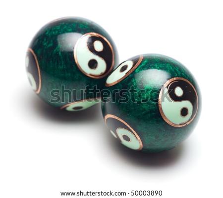 chinese zen balls for meditation