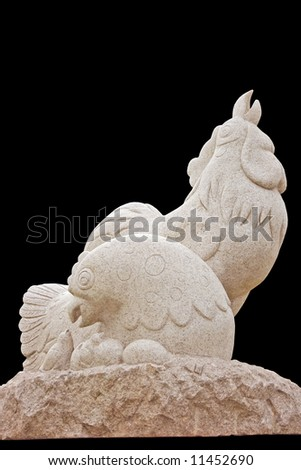 Chinese zodiac sign 'Year of the rooster'