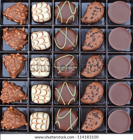 stock photo : Chocolate