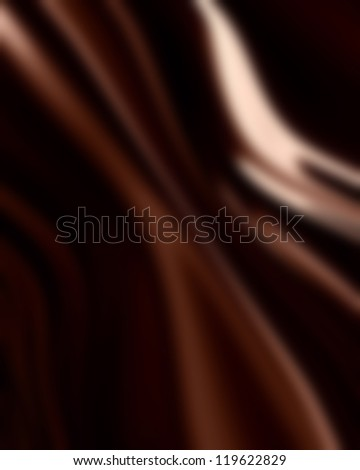Chocolate background with some soft shades and highlights - Shutterstock ID 119622829