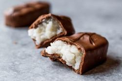 Chocolate Bar with Coconut Bounty