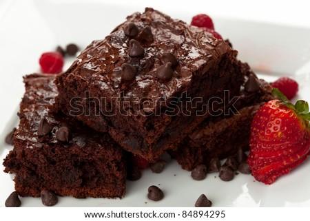 Chocolate Chip Brownies 10