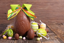 chocolate egg,easter