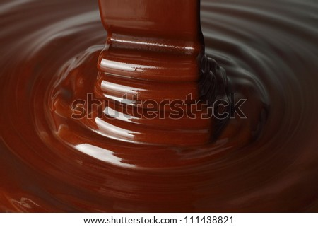 Chocolate flow