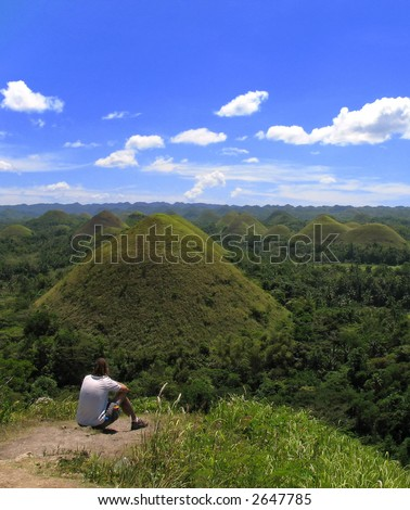 Chocolate Hills, Bohol, Philippines - The 8th Wonder of the World