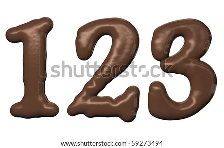 Chocolate number