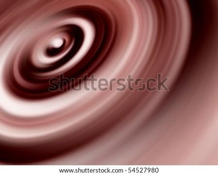 Chocolate swirl background
