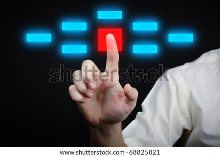 choice - stock photo