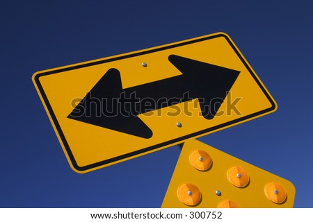 Choices - stock photo