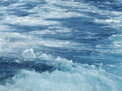 choppy water surface texture