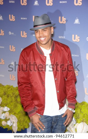 Chris Brown at Us Weekly Magazine's Hot Hollywood Party at Opera nightclub in Hollywood. September 27, 2007  Los Angeles, CA Picture: Paul Smith / Featureflash