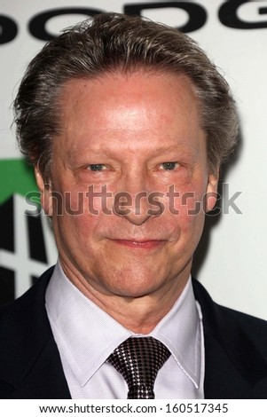 Chris Cooper at the 17th Annual Hollywood Film Awards Arrivals, Beverly Hilton Hotel, Beverly Hills, CA 10-21-13 - stock photo