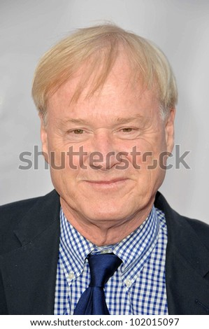 Chris Matthews  at The Cable Show 2010: An Evening With NBC Universal, Universal Studios, Universal City, CA. 05-12-10