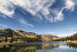 Chris Park and Hermosa Cliffs, Durango, Colorado, San Juan National forest, San Juan Mountains