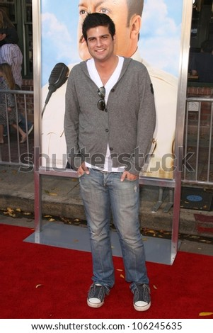 Chris Titone  at the Los Angeles Premiere of 'Paul Blart Mall Cop'. Mann Village Theatre, Westwood, CA. 01-10-09