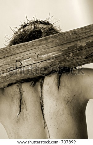 stock photo : Christ