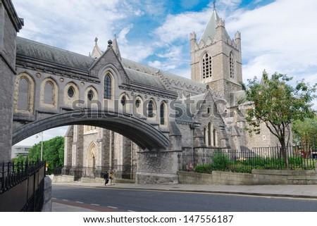 christ church cathedral  dublin ...