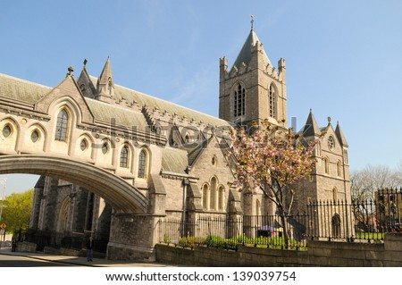 christ church cathedral in...