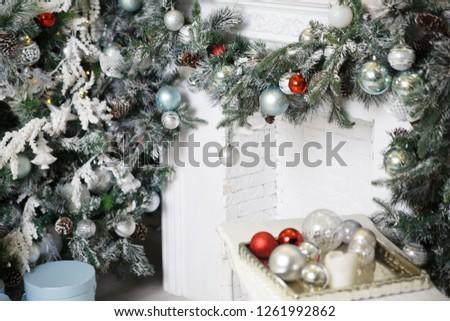 ChristChristmas decorations.mas decorations.