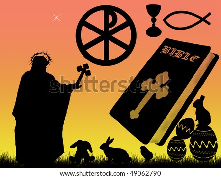 jesus cross clip art. for Easter: Jesus Cross,