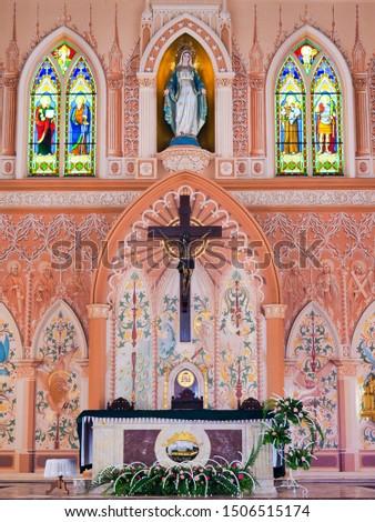 Christian Church, home of faith and faith. #1506515174