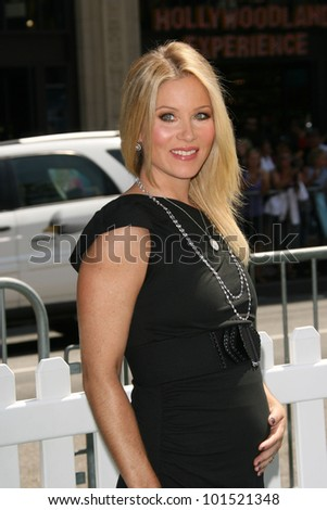 Christina Applegate  at the \