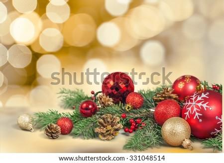 Christmas. - Shutterstock ID 331048514
