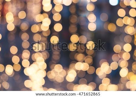 christmas abstract blur...