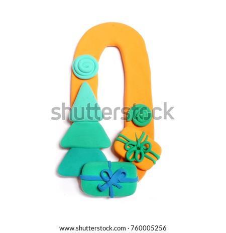 Free photos Christmas Alphabet Letter \