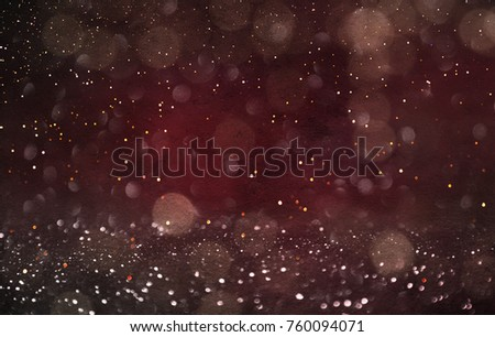 Christmas and New Year holidays background - Shutterstock ID 760094071