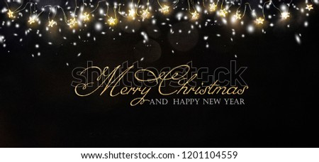 Christmas and New Year holidays background with gift boxes #1201104559