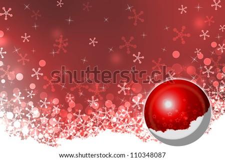Christmas background. #110348087
