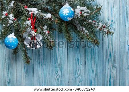 Christmas background. #340871249