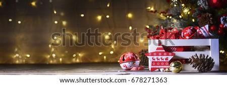 Christmas background #678271363