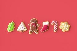 Christmas Bakery Gingerbread Cookies