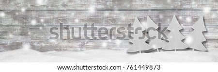 christmas banner panorama background #761449873