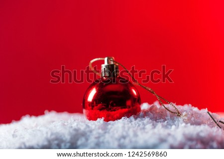 Christmas bauble - ball #1242569860