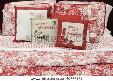 Christmas Bed Set