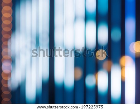 Christmas blurred lights background. Defocused lights background. Abstract colorful background. #197225975