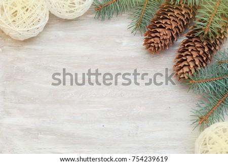 Christmas Border or Frame Corner Design with #754239619